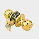 High Quality Zinc Alloy Keyed Entry Door Knob Lock (0770-3067)