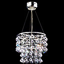 Double Round 7-light Crystal Pendant(0863-4557)