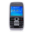 H71 dual quad band tastiera qwerty carta metal cover del telefono cellulare bluetooth grigio (sz04581389)