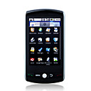 google android banda original a1 carto nico tri 3,2 polegadas touch screen celular inteligente preto (2GB TF) (sz05590088)