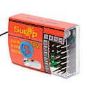 Sunip FM 40 MHZ 6 Channel Radio Receiver For Plane(HXT_088)