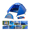 7 X 5-Feet Two-Person Double Layers Backpacker Tent(0956-05.31-HW-12)