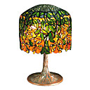 Tiffany-style Tropic Flora Table Lamp(0923-T30)