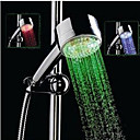 Magic Shower Head Water Temperature Sensitive Color Change Shower Head(CEG591)