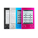 Metallschale eBook Reader - 6 inch, E-Ink-Display, 4 Farben erhltlich (hy102)