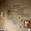 Adhesive Decorative Wall Sticker (0940-WS2)