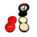 Face Makeup Set - 2 Colors Face Powder and Concealer (Light/Medium)