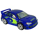 1/8th nitro 4WD on-road car semplice versione blu (tpgc-0866b)