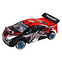 1/16th Scale On-Road Racing Car Red (TPGC-1662R)
