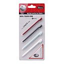 Touch Screen Stylus Pens for Nintendo DS Lite (4-Piece Pack)