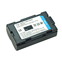 Replacement Camcorder Battery DZ-BP14/D120 for Panasonic AG-DVC15/Panasonic AG-DVX100(09370114)