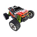 1/16 Scale R/C Gas Powered 4WD Monster Truck Red&Black (TPCT-1651RK)
