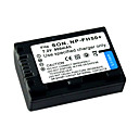 vervangende camcorder batterij FH50 voor Sony hdr-tg1e/tg5v/pm1/cm1/dsc-hx1 (9370229)