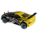 1/16th Scale On-Road Racing Car Yellow (TPGC-1662Y)