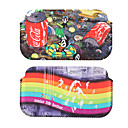 Protection Case for iPhone 3G/3GS - Colorful Style (2 Styles Per Pack)