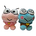 Lovely Plush Cute Frog Stereo Speaker for DVD - AM - FM radio - MP3 (SMQ5552)