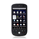 G2 Dual Card Dual Camera Quad Band GPS WIFI TV 3.0 Inch Touch Screen Cell Phone Black(2GB TF Card)