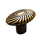 Antique Brass Cabinet Knobs (Pack of 10) (0768-C973-AE)