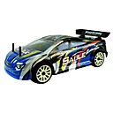 1/16th Scale EP On-Road Racing Car Blue (TPEC-1602B)