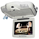 10.4-inch Flip Down Monitor DVD - 360 Degree Swivel Screen - USB - SD - TV - FM - IR