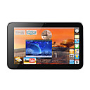 Android 1.6 OS 10.2 polegadas LCD touch screen de meados dvr carro com wifi tablet pc pda
