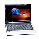 Notebook-Mini Laptop-14.1&quot; TFT-Intel Core 2 Duo T7500-2.2GHZ-1GB DDR2-250G-Wifi-2Mega Pixels Webcam(SMQ5482)