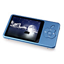 2 GB de 2.4 pulgadas de radio mp3/video/fm / record vioce / altavoz / ebook / jugador del juego de reproductor de medios (hy115)