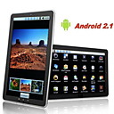 meados de 10,2 polegadas Android 2.1 tablet touchscreen com câmera
