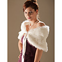 Faux Fur Wedding/ Party / Evening Shawl More Colors Available