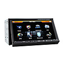 "7 ""do carro da tela de toque digital 2-din dvd player gps controle da roda-tv-bluetooth-ipod-rds-pip-direcção (szc6168)"