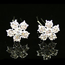 Gorgeous Rhinestones Wedding Bridal Pins/ Flowers,2 Pieces Per Lot