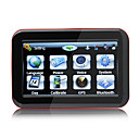 5 pollici touchscreen navigatore gps + telefono mobile-internet-surf avin-multimedia (szc6264)