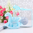 Rocking Horse Candle in Blue(set of 4)