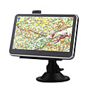 Portable 4.3 Inch Touch Screen Car GPS Navigator-Media-Ebook-Photos-Games
