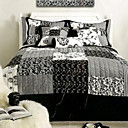 Stoneage 3pc Quilt set