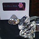 Diamond Shaped Place Card Holders (Set of 4)