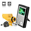 Professional Underwater Video Camera and DVR with Wireless View Screen