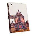 Leather Protective Case For iPad2-Baggage Car