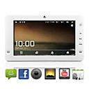 Android 2.1 tablet w / 7 polegadas touchscreen + wifi + track ball