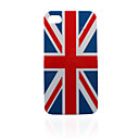 Etui de Protection Style Drapeau GB pour iPhone 4