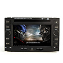 6,2 Zoll spezielle In-Dash Car DVD-Player für volkswagen w / gps ipod tv
