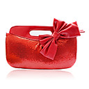 Gorgeous Satin With Sequins Evening Handbags/ Clutches/ Novelty More Colors Available