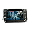 7 Inch Car DVD Player For Volkswagen with GPS TV Bluetooth RDS