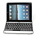 Teclado Ultra Delgado Inalmbrico Bluetooth QWERTY para iPad 2 y el Nuevo iPad