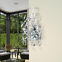 Artistic Fancy Metal Wall Sconce with 6 Lights
