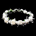 Lovely Flower Wedding Flower Girl Wreath