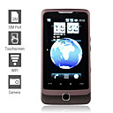 S500 - dual sim 3,2 inch touch screen mobiele telefoon (wifi tv java dual camera)