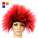 Capless Synthetic Costume Party Wig 3 Colors To Choose