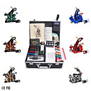 New Arrival Tattoo Kit with 6 Tattoo Guns and LCD Power Supply
