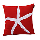 SeaStar Cushion Cover (Red)